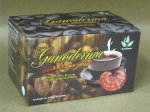 2-1 Classic Cafe Style Black Healthy Coffee with Ganoderma (20 pk/box)