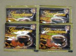 2-1 Classic Cafe Style Black Gano Coffee - 4 Sample Packets