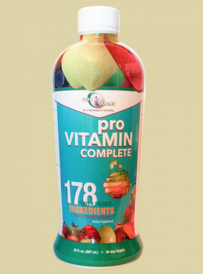 Pro Vitamin Complete - 30 Ounce Bottle - Free shipping USA only - Click Image to Close