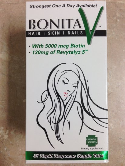 Bonita V (90 Tabs) by Essential Source - Click Image to Close
