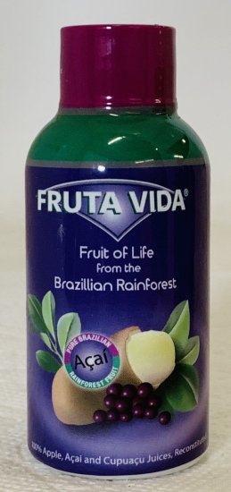 Fruta Vida - 2 oz Single Serve Bottles - Free shipping USA only - Click Image to Close