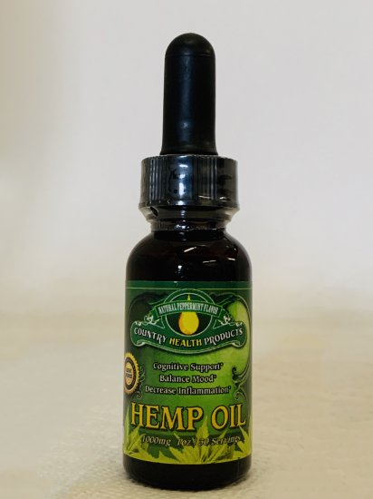 Hemp Extract Oil - 1 Fluid Ounce (1000 mg Hemp content) - Click Image to Close