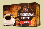 Avarle Classic Black Healthy Coffee with Ganoderma - 20 packs