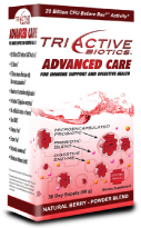 TriActive Biotics by Essential Source - Advanced Care Powder - 34.5 Grams