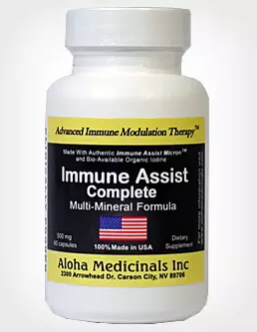 Immune Assist Complete - 60 caps -500 mg each